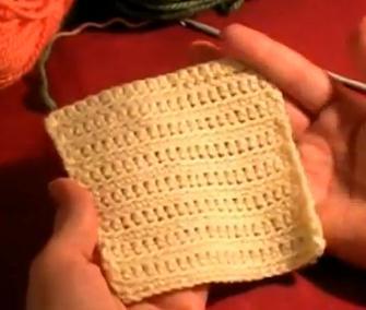 Вязание крючком для новичков: разновидности столбика без накида.